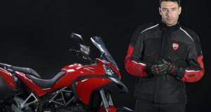 Най-безопасният костюм за мотоциклетисти идва от Ducati и Dainese