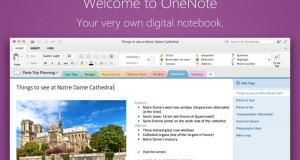 Microsoft пусна OneNote за Mac с допълнителни услуги