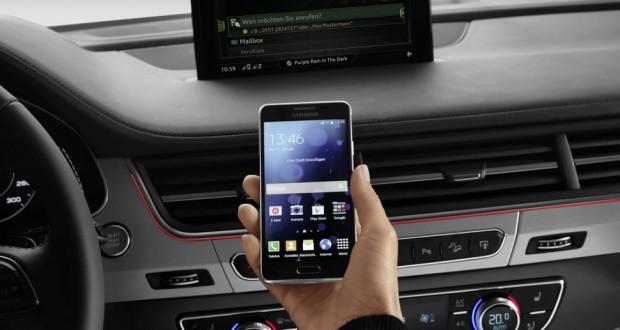 CES 2015 – Audi показа своя таблет за инфо-развлечение в колата и извън нея
