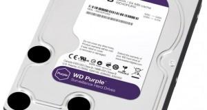Western Digital пусна неуморимата Purple серия за денонощна работа