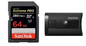 SanDisk пуска супербързата UHS-II, U3 Extreme Pro SD