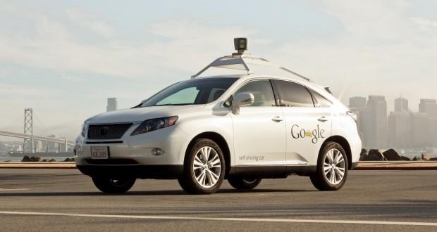 Google показва как тяхната самоуправляваща се кола става още по-умна