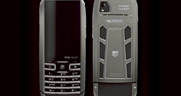 Вечен телефон от дизайнерската фирма Tag Heuer