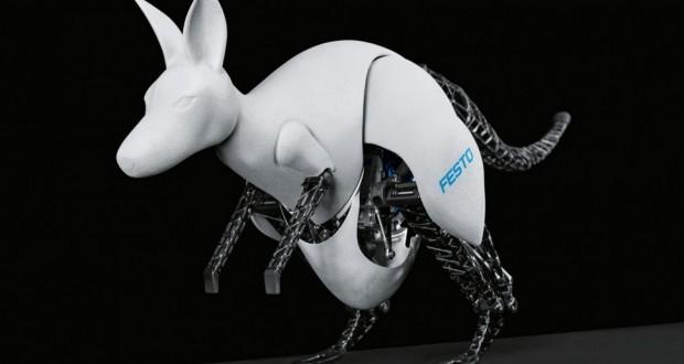 Първият в света робот-кенгуру, създаден, за да вдъхновява инженерите